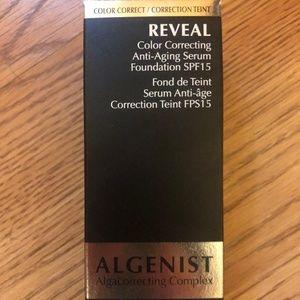 Algenist Reveal Color Coreecting Serum Foundation